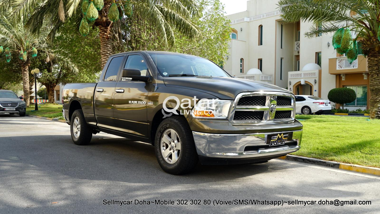 2012 Ram 1500 SLT Crew Cab 4X4 (More Photos Available Upon Request)