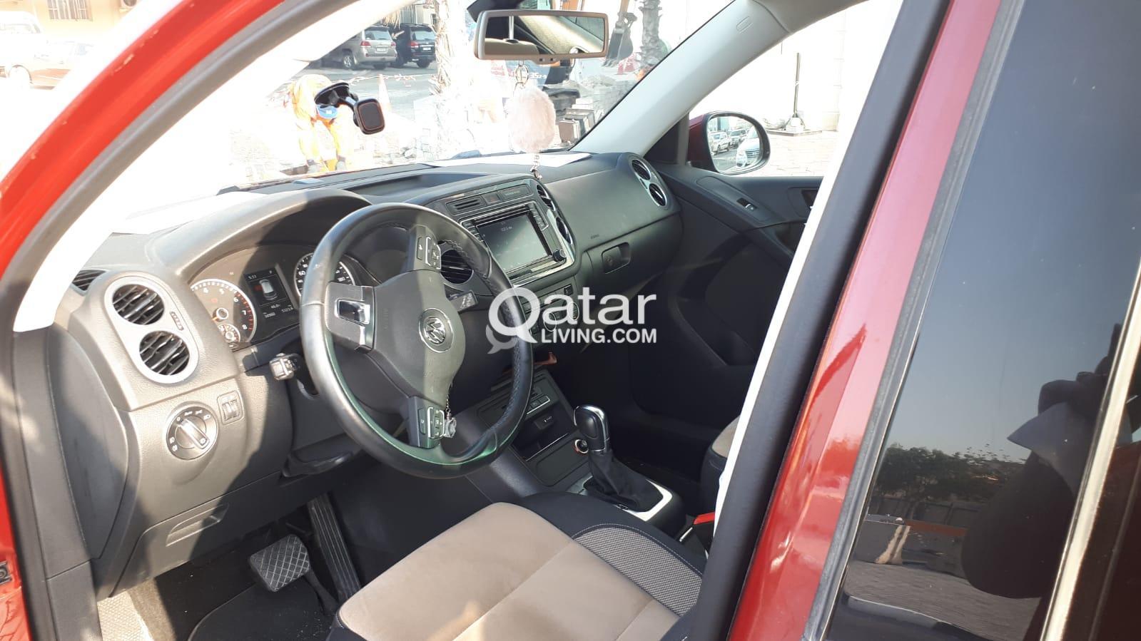 Volkswagen Tiguan 2.0 2016 35000 km