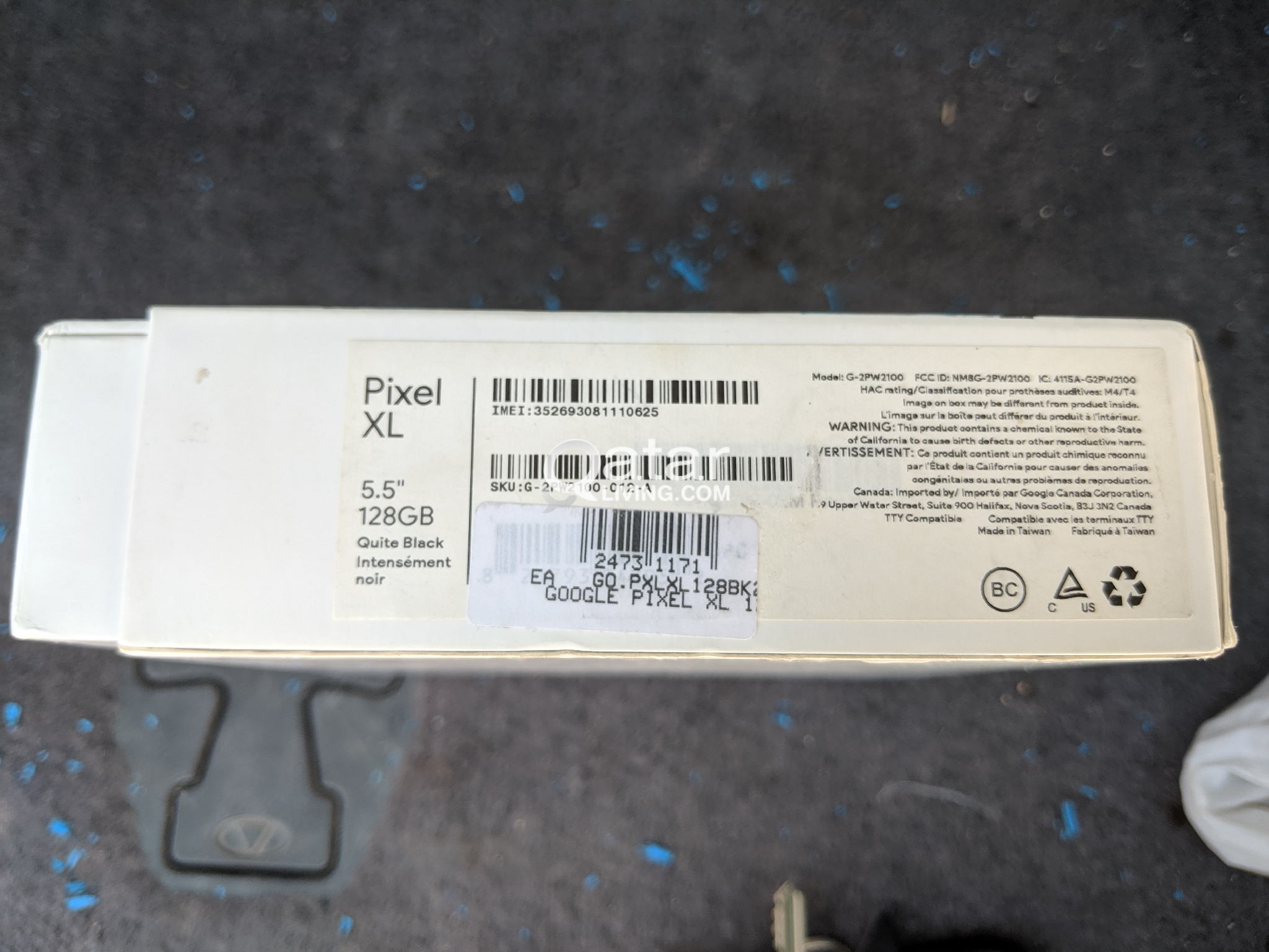 Pixel XL 128gb complete sale or swap