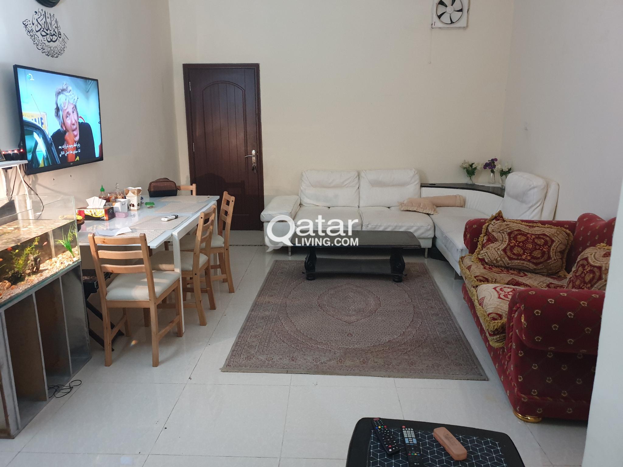 2bhk in al mearad near sailiya very neat and clean   Qatar