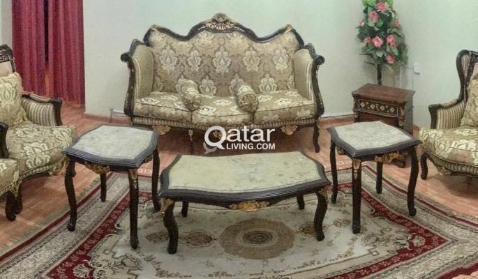 Sofa Set 7 pcs