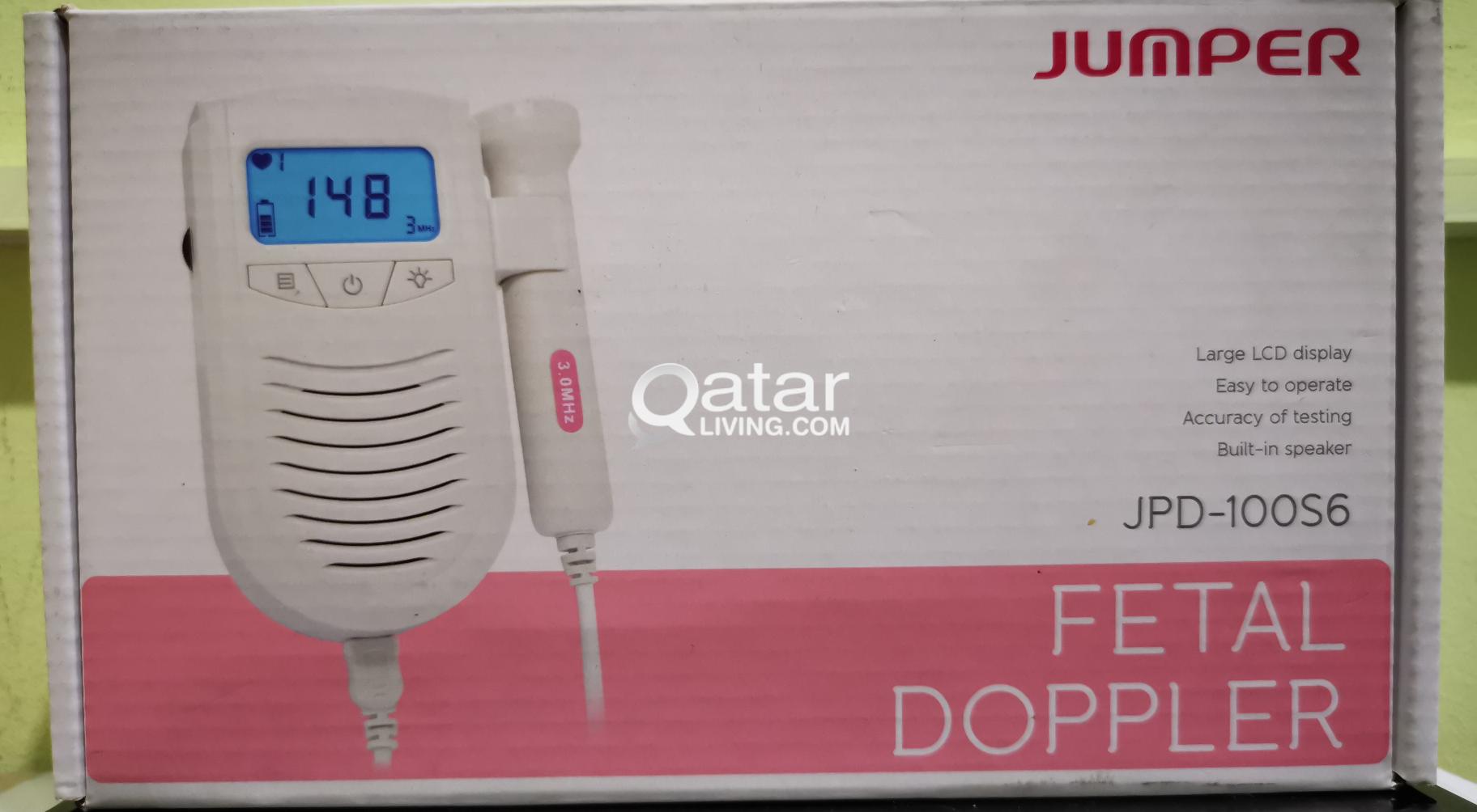 JUMPER FETAL DOPPLER | Qatar Living