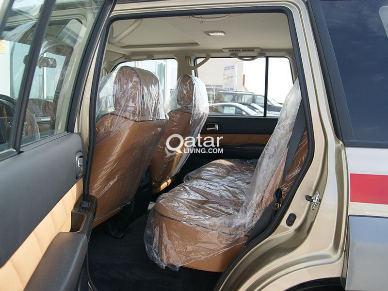 Nissan Patrol Super Safari 4 8 | Qatar Living