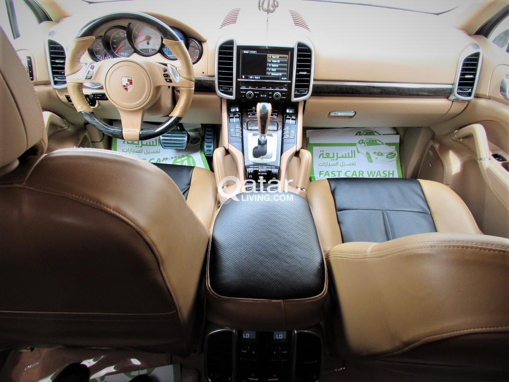VERY CLEAN PORSCHE CAYENNE GTS MODEL 2011 FULL OPTION
