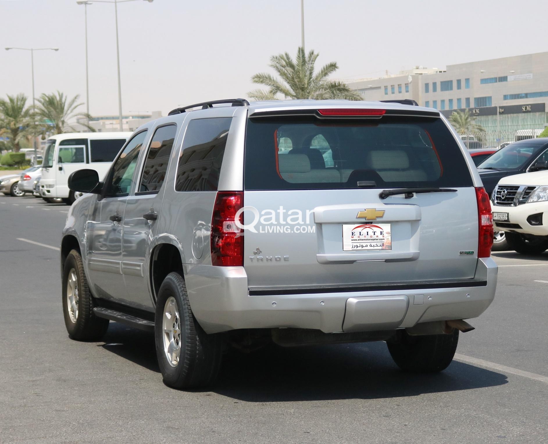 Chevrolet Tahoe 4X4 Model 2012   Qatar Living