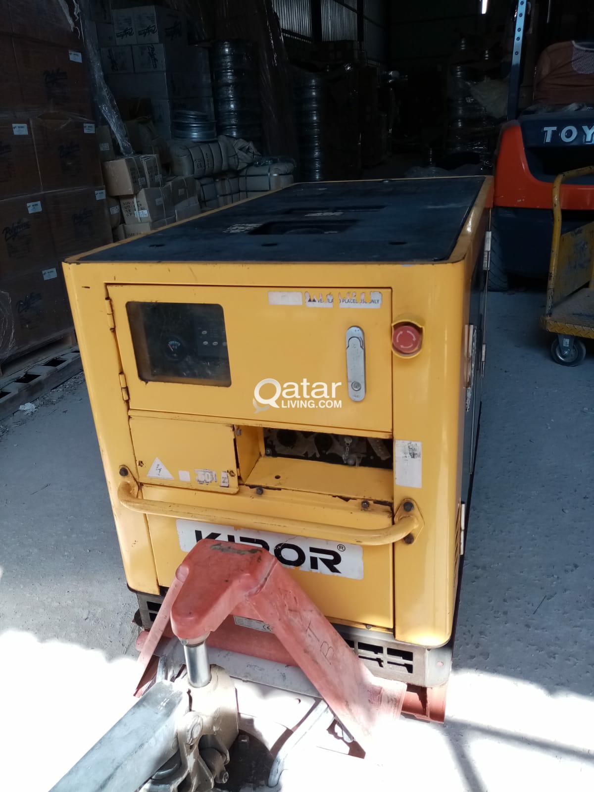 Kipor Generator | Qatar Living