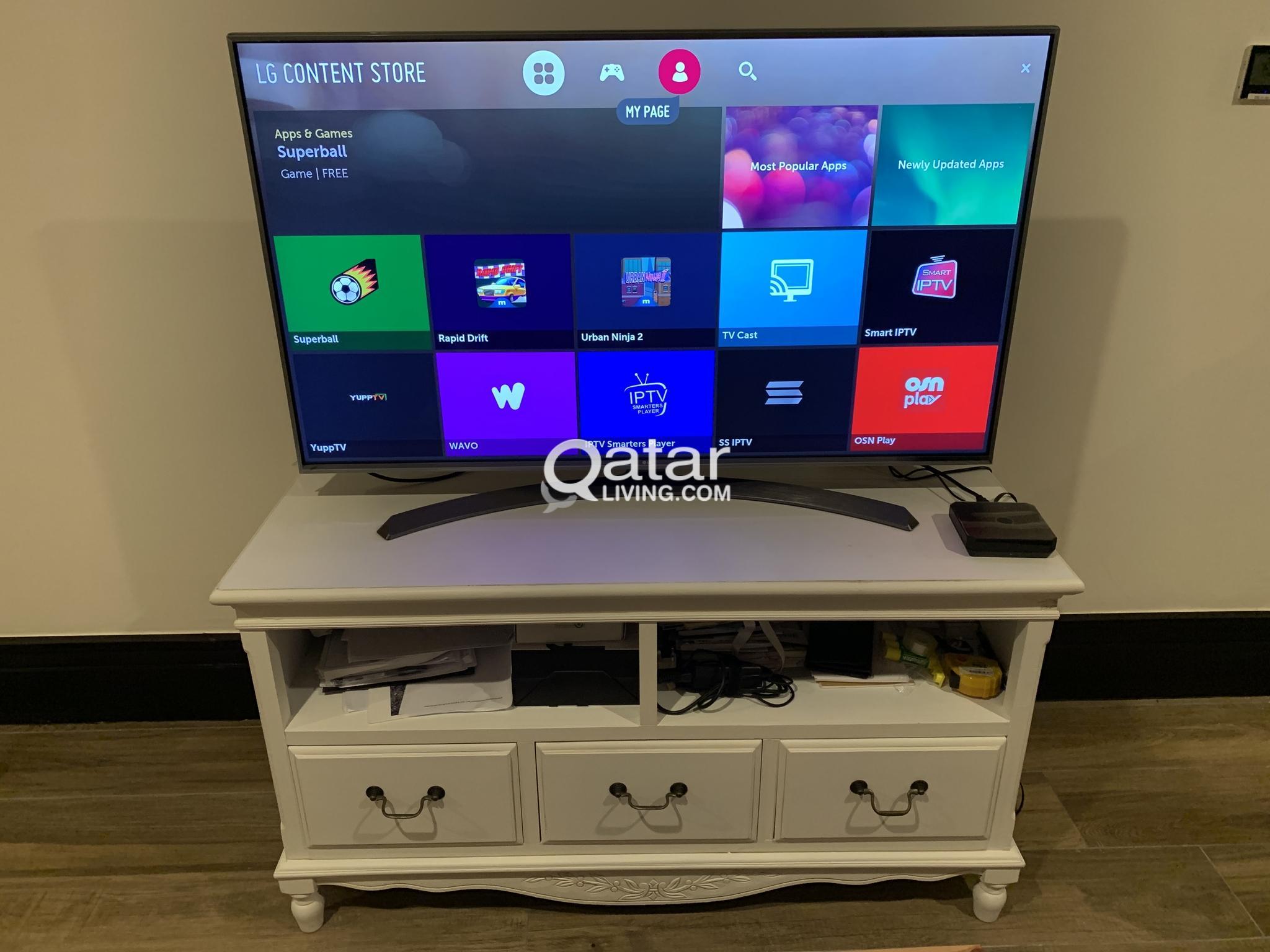 LG Smart 4k TV   Qatar Living