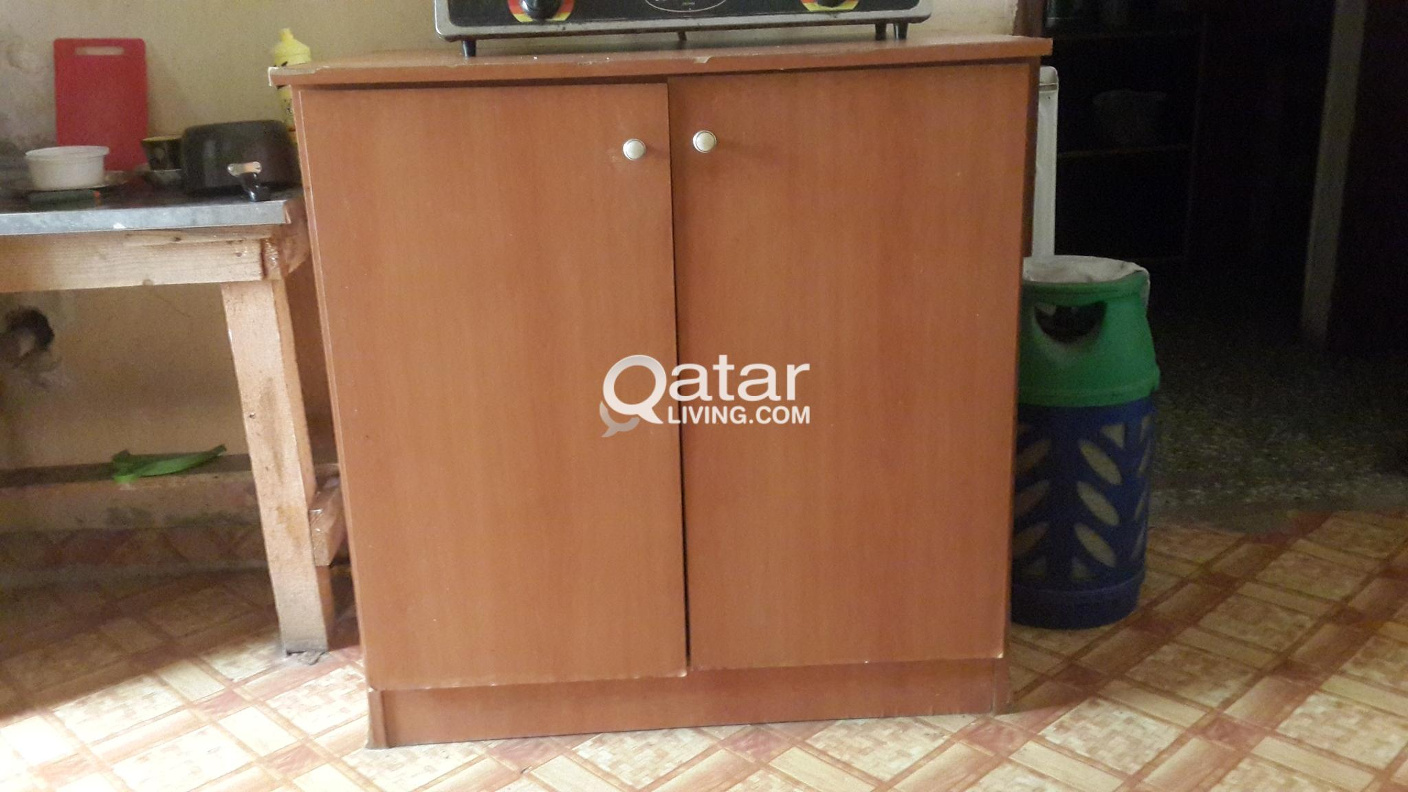 Moving Sale Good Quality Of Used Wooden Furnitures Qatar Living