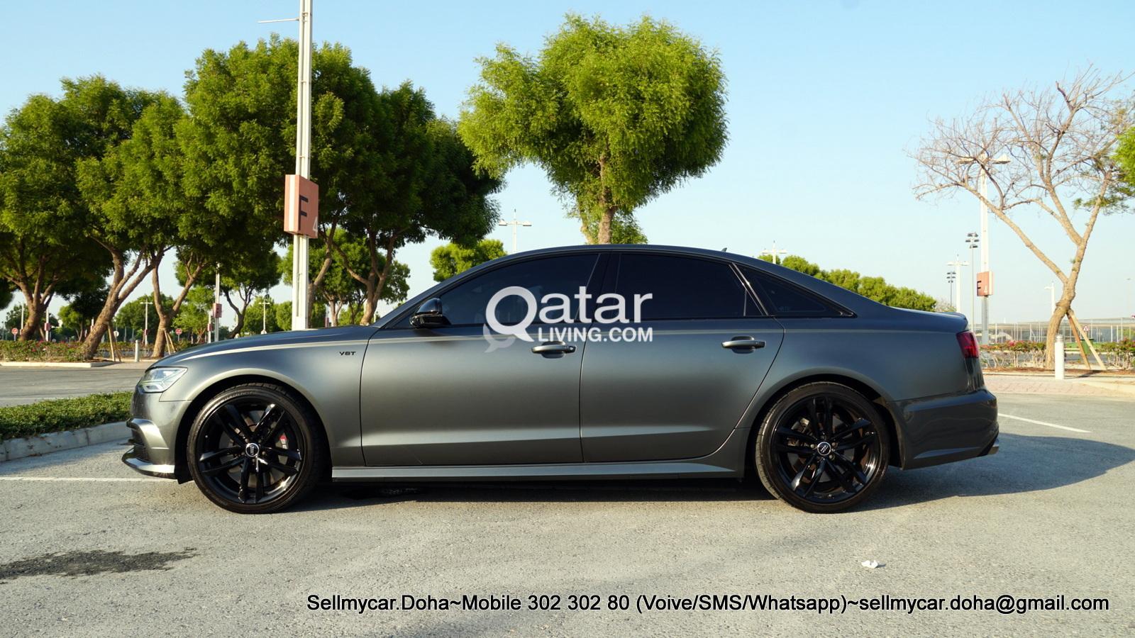 2016 Audi S6 4.0T Quattro (More Photos Available U