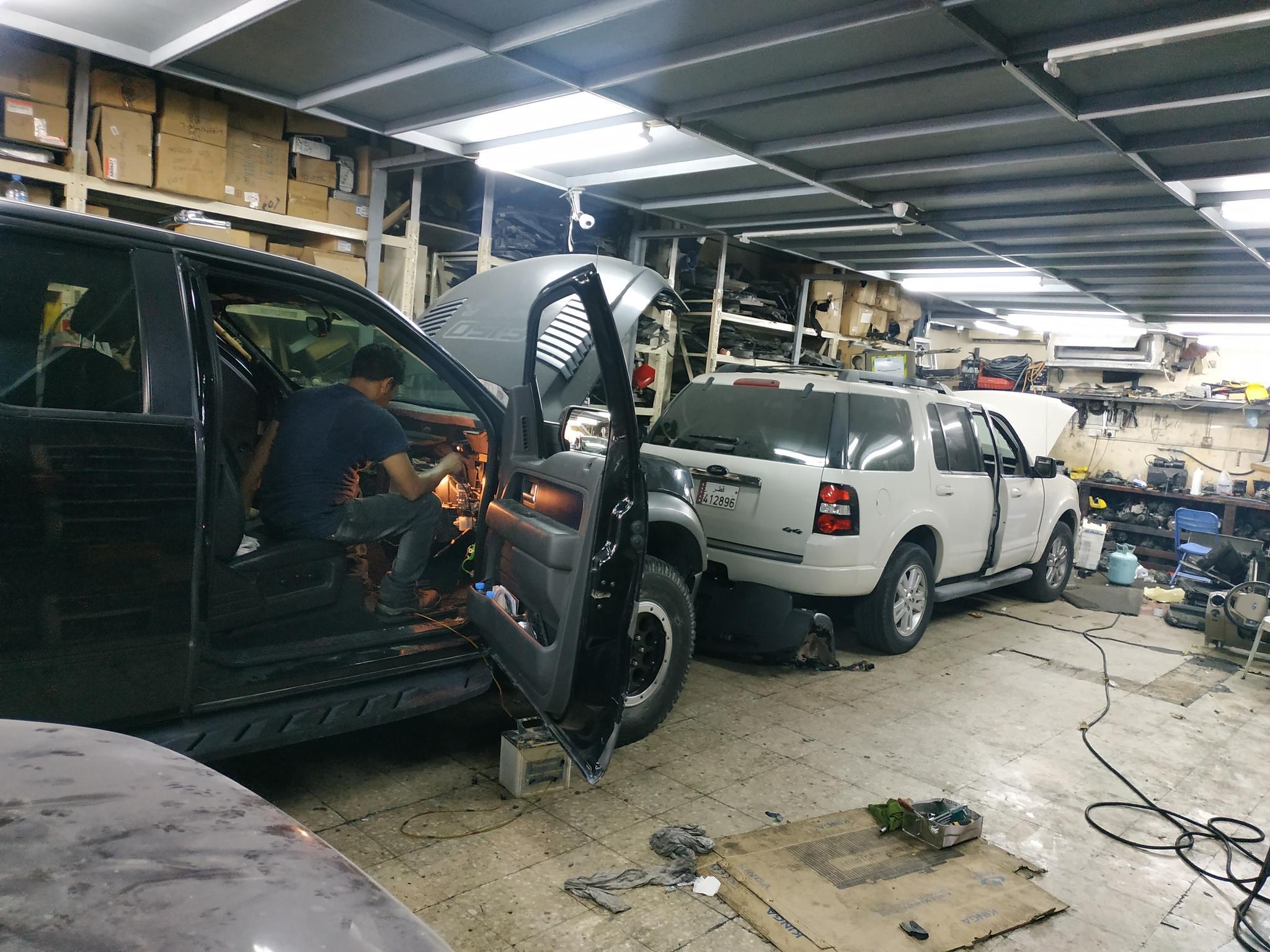 CAR AC REPAIR DOHA