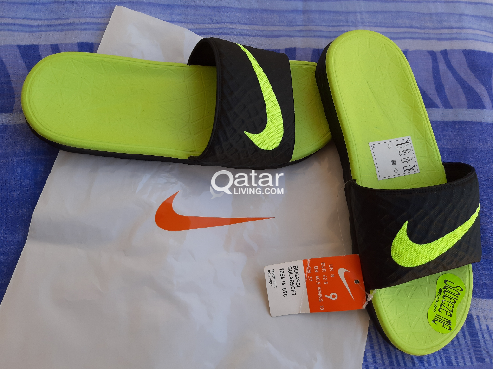 new style fe18d 0b49a NIKE slippers | Qatar Living