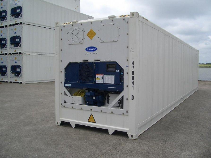 Reefer Container 20' & 40' Malfunction Repairs, PT