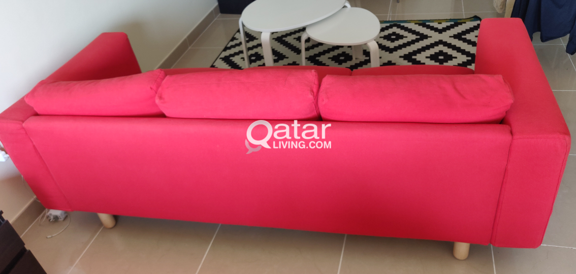 Peachy Ikea Sofa Not Negotiable Qatar Living Download Free Architecture Designs Scobabritishbridgeorg