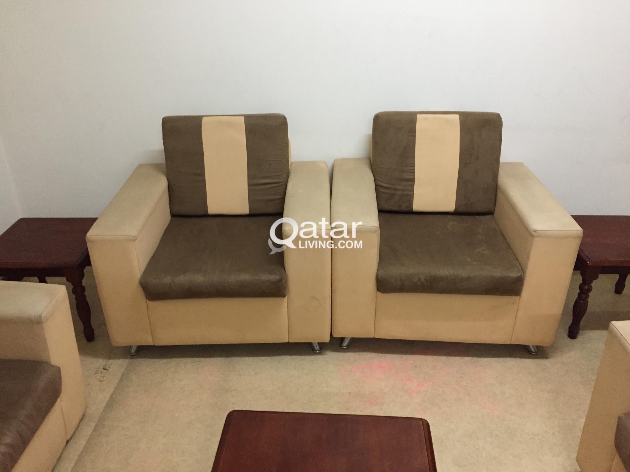 Living Room Sofa Set   Qatar Living