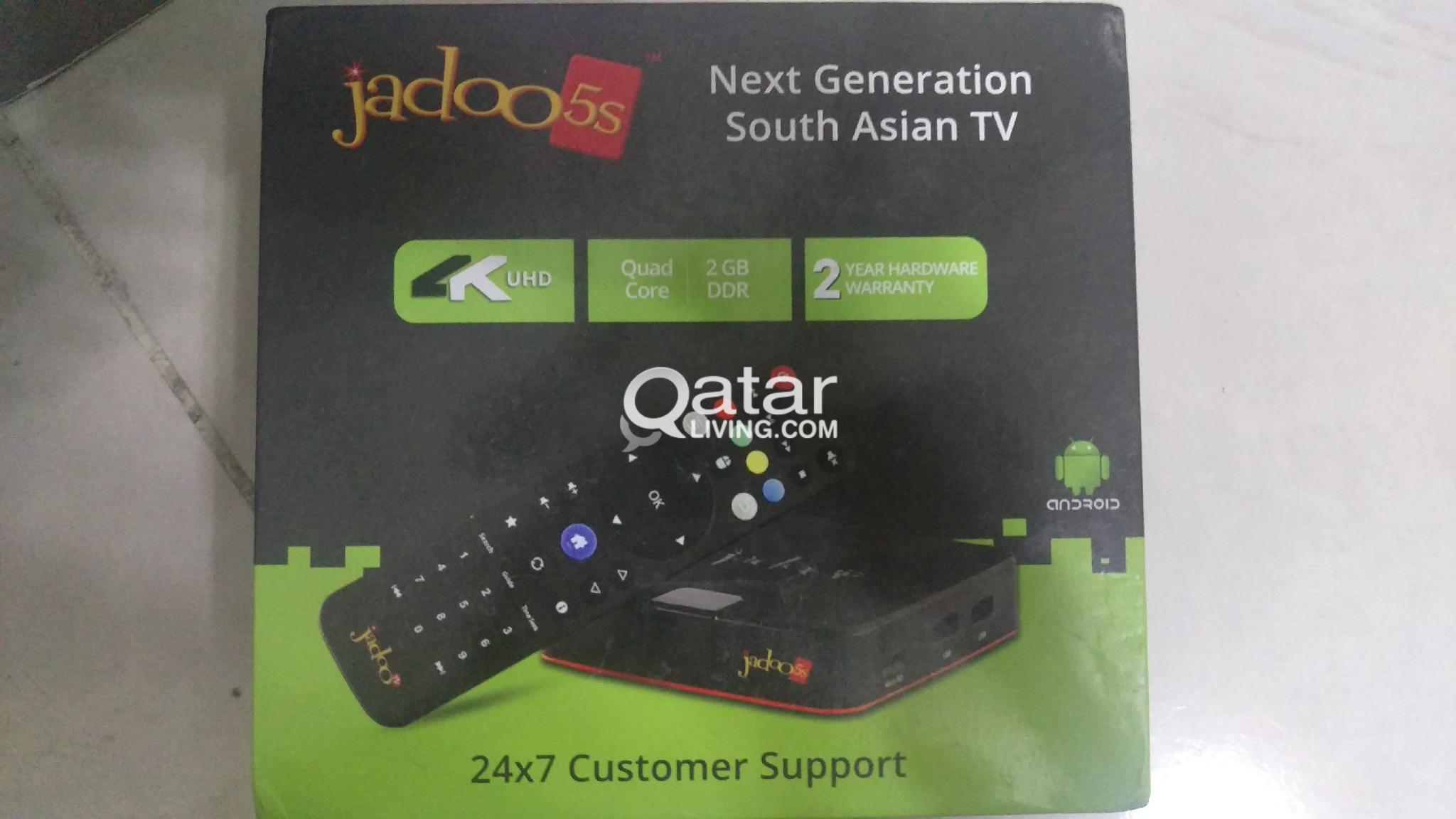 IPTV set top box (jadoo tv) | Qatar Living