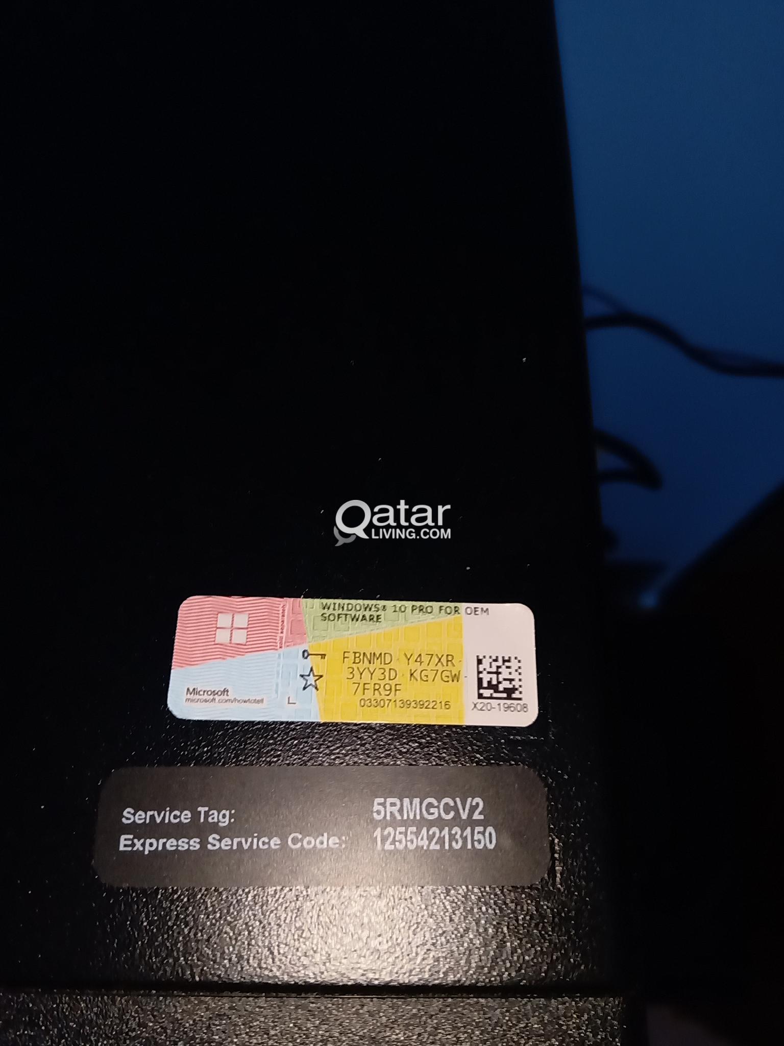 DELL CPU OptiPlex 3060 for sale | Qatar Living