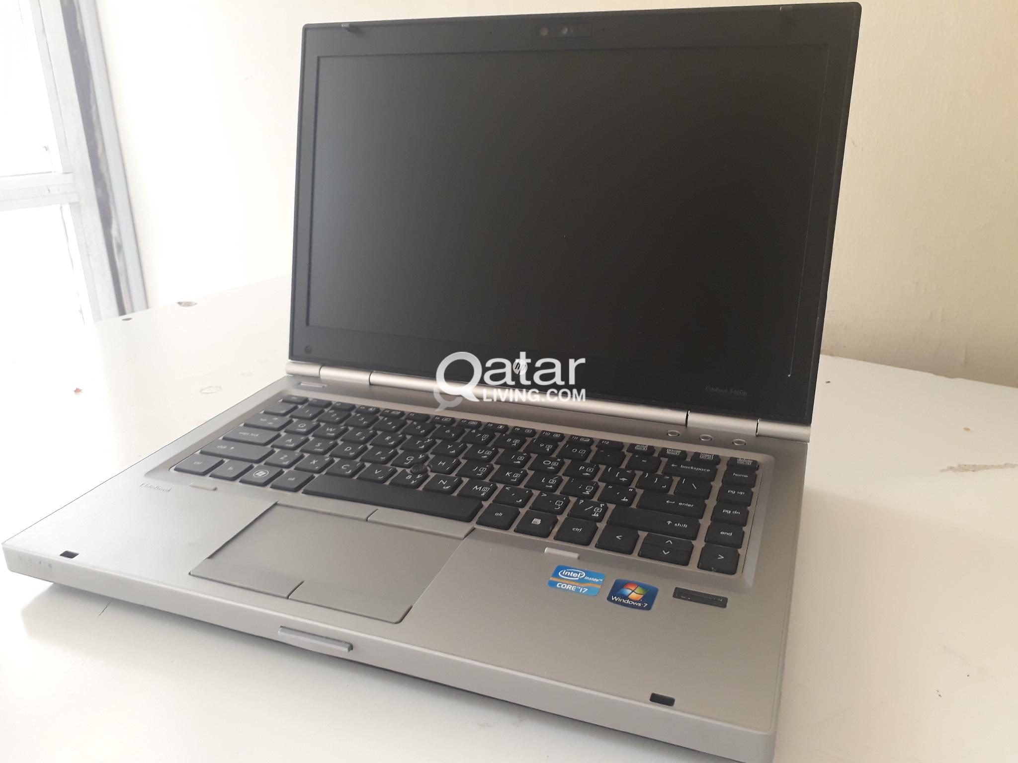 HP ELITEBOOK I5 8GB 500GB | Qatar Living