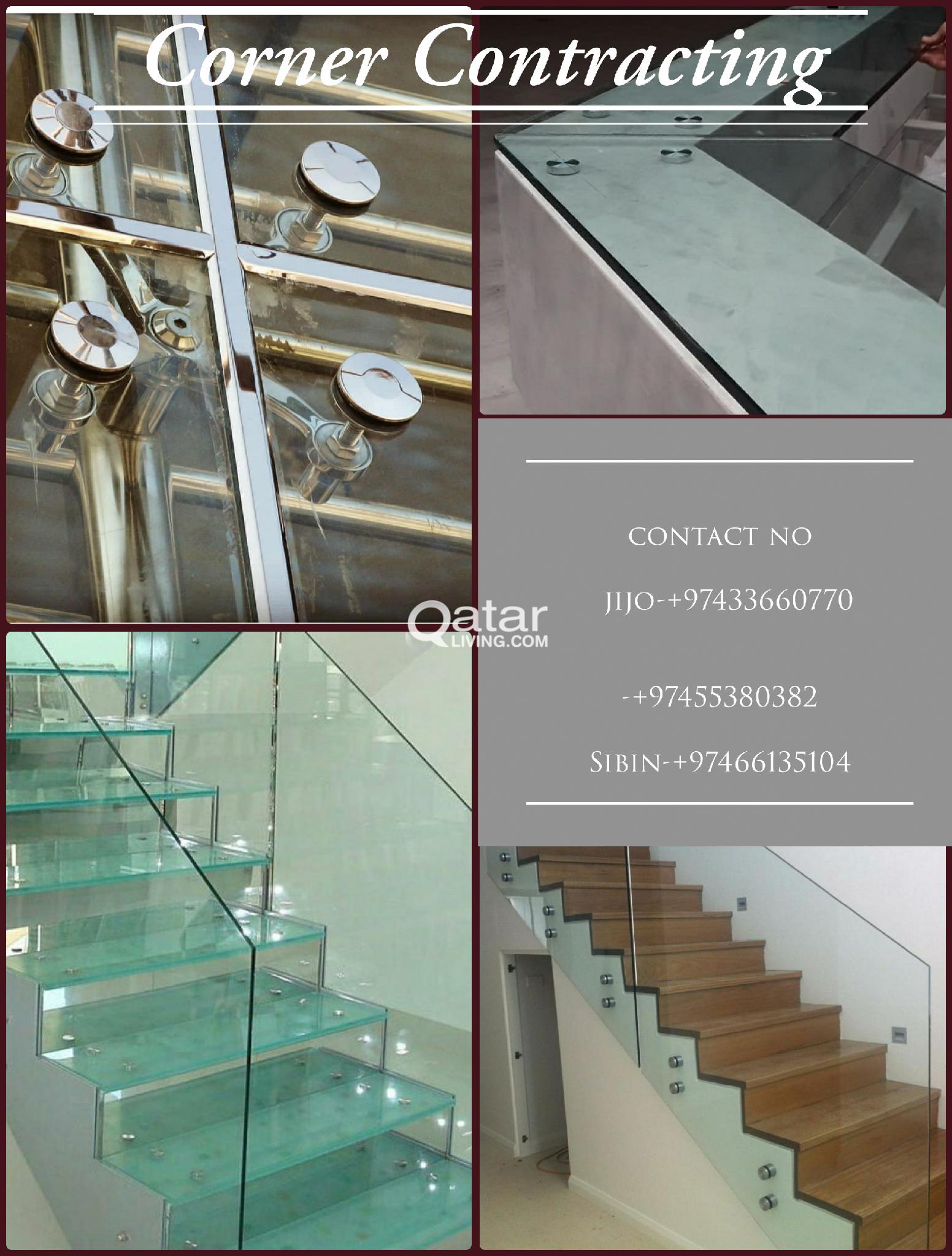 Glass And Aluminium Fabrication Qatar Living