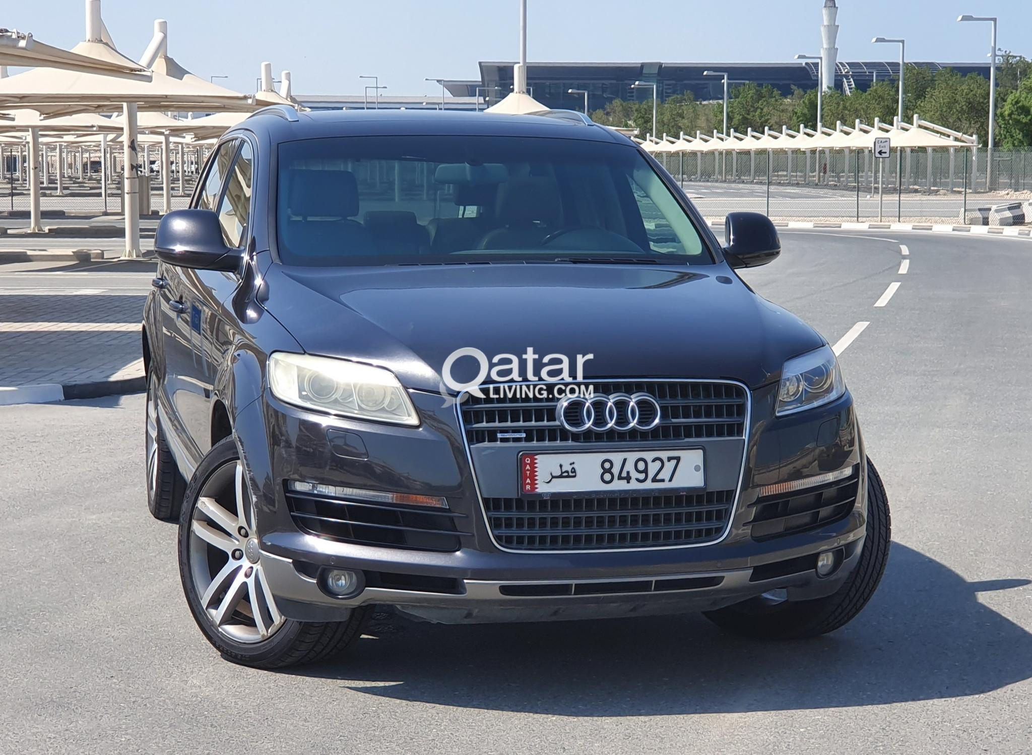 Audi Q7 2009 V8 Fully Loaded Options | Qatar Living
