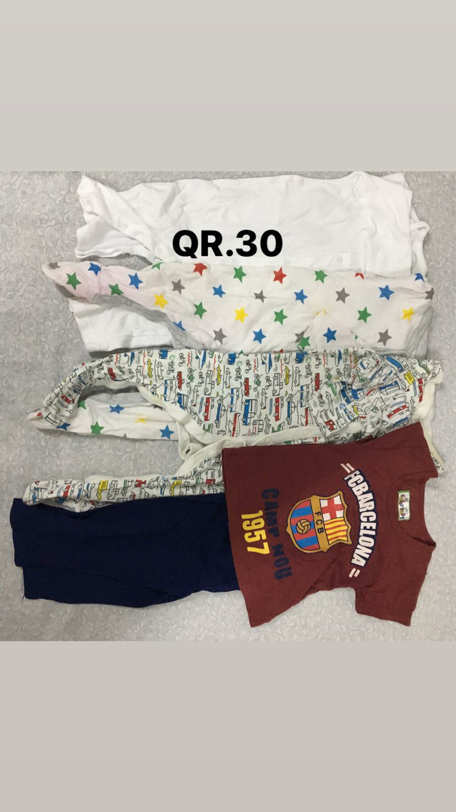 Pre loved baby clothes