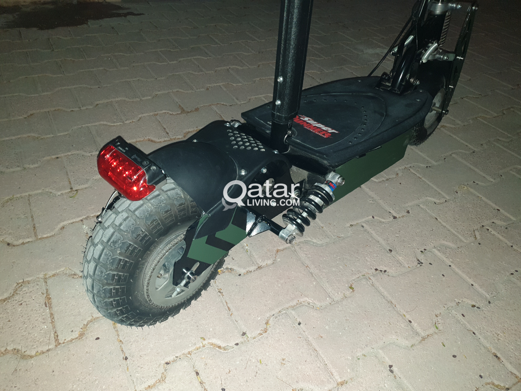 electric scooter 48v