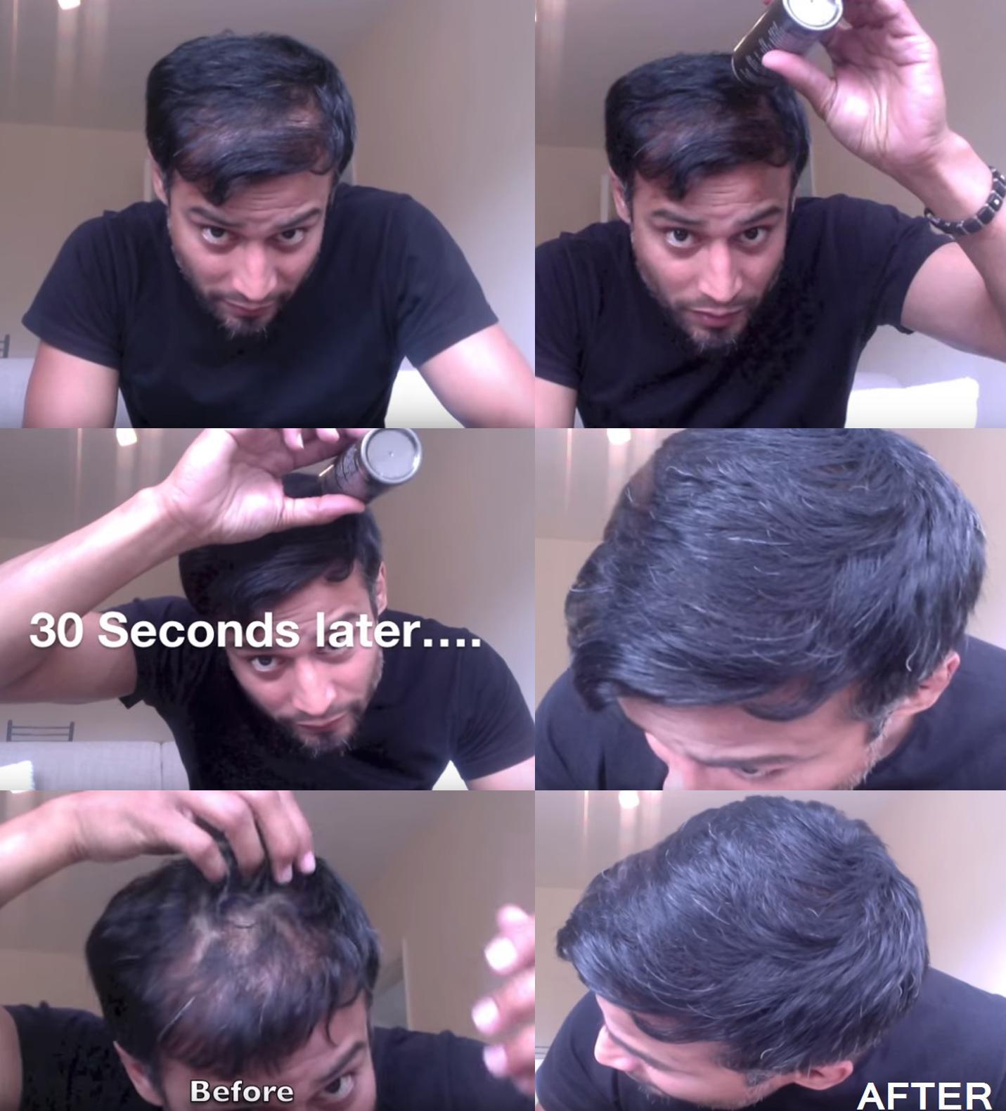 Hair Building Fibres