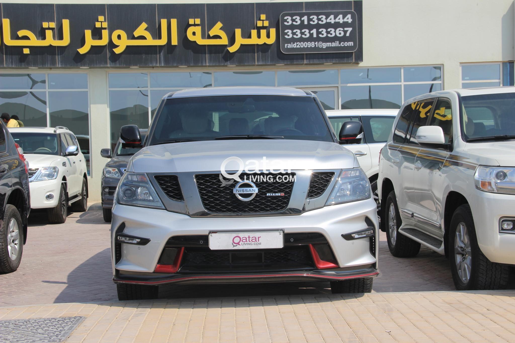 Nissan patrol nismo 2019