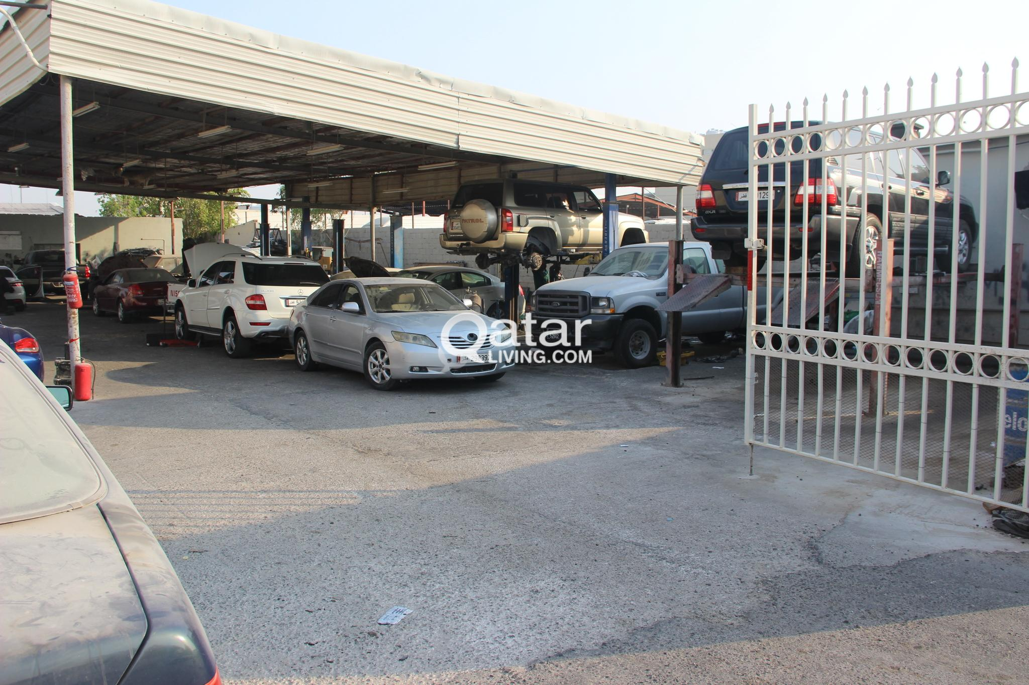 Al Sheeb Garage
