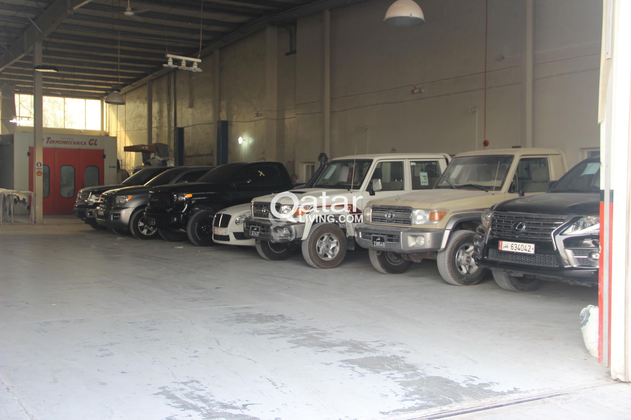 Normandy Garage