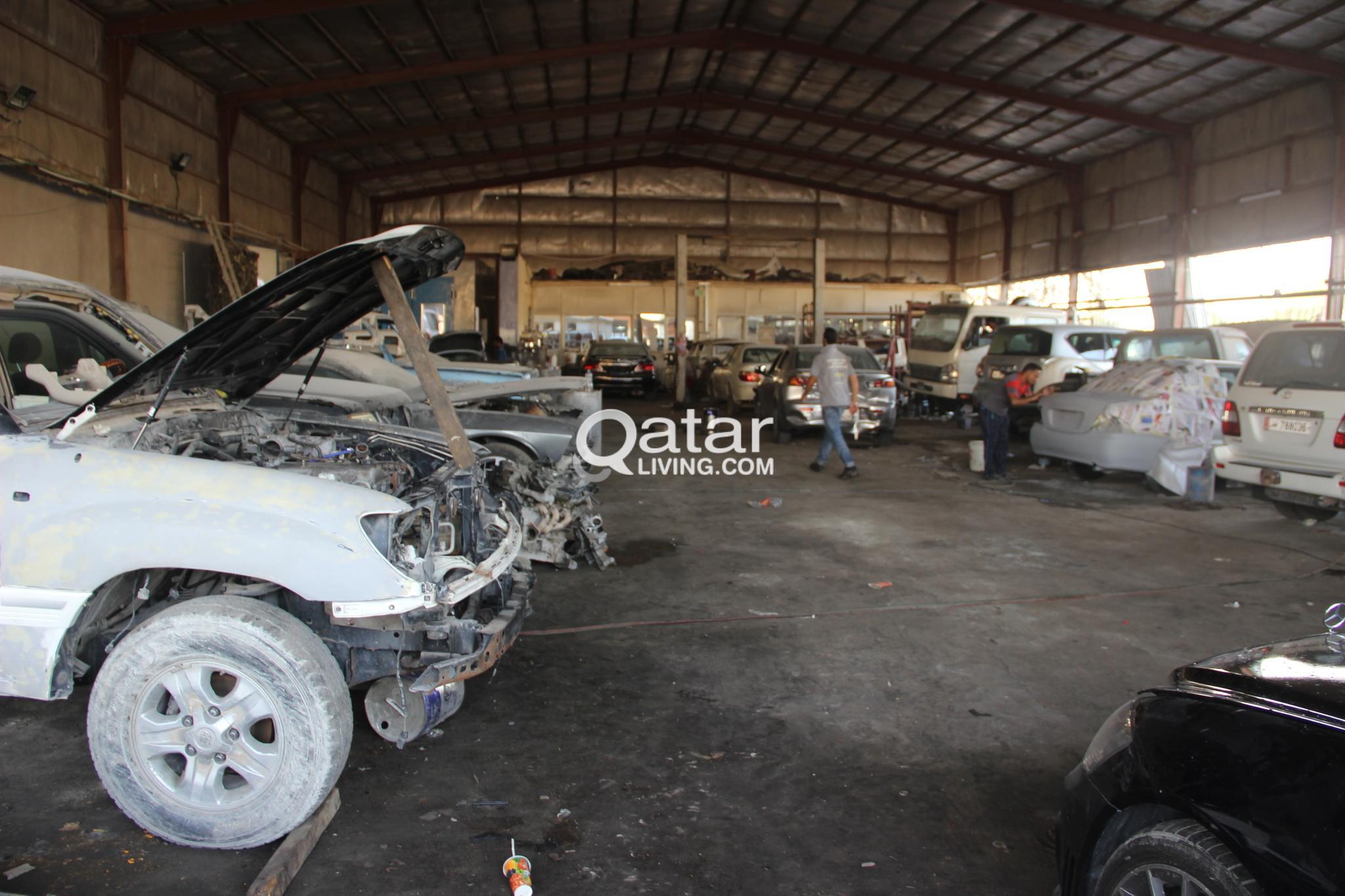 Al Moharaq Garage