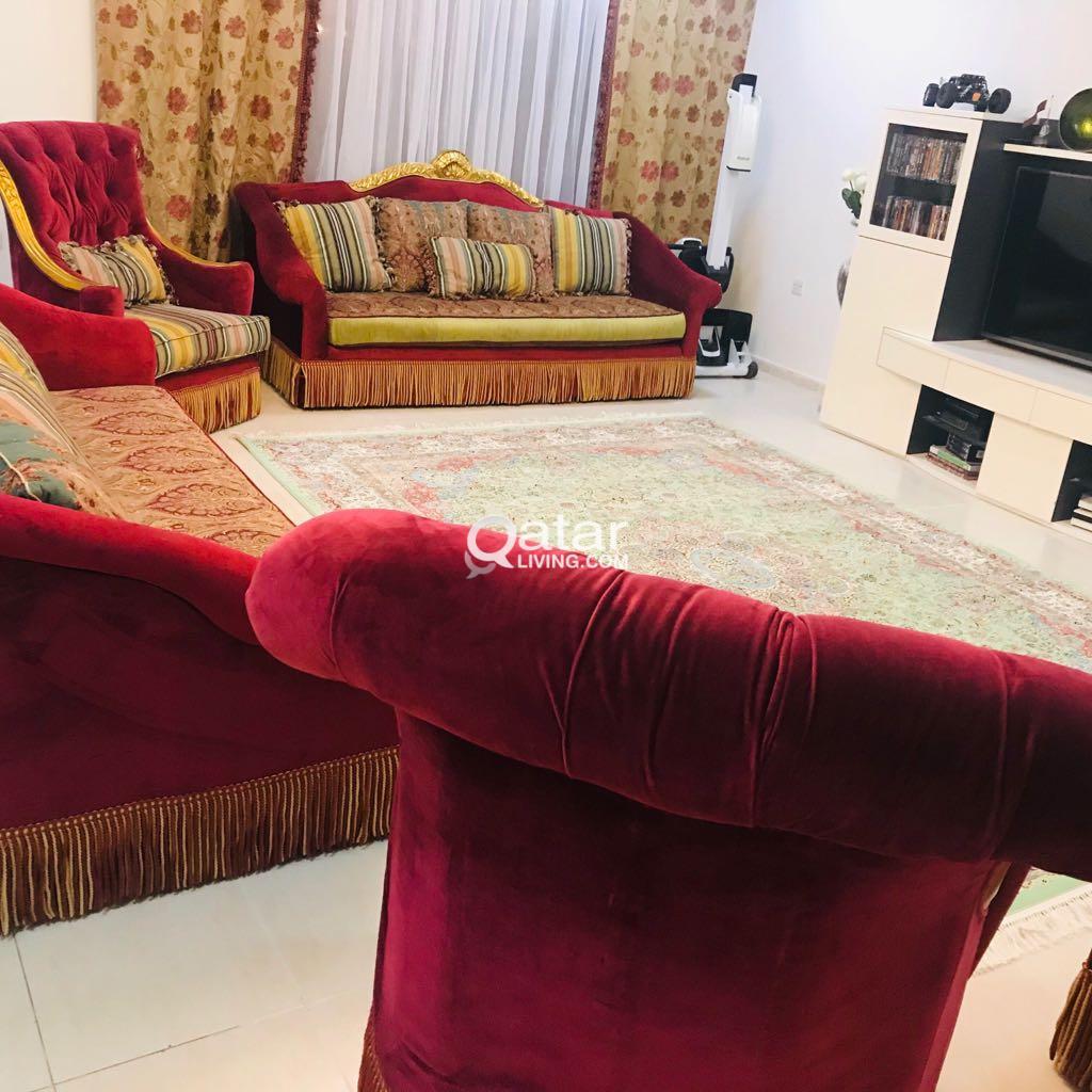 Royal sofa 11 seater 3+3+3+1+1