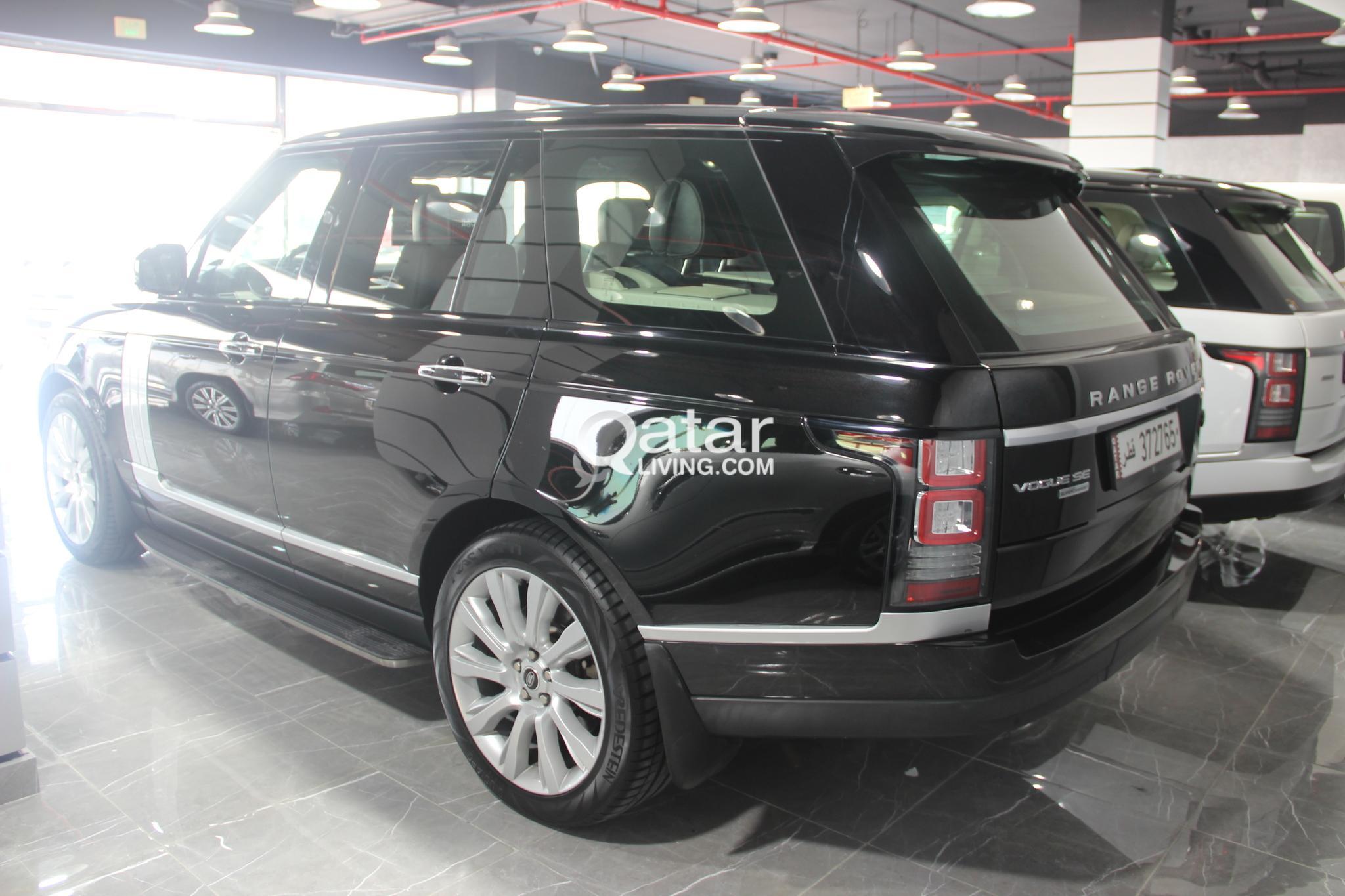 Range Rover Vogue SE Supercharged 2013 V8