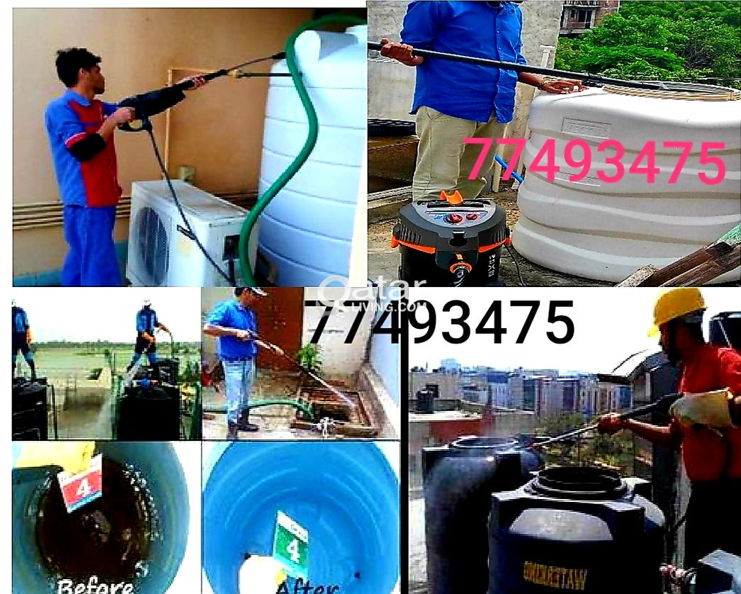 77493475 Water Tank Cleaning Service 24/7 Anytime