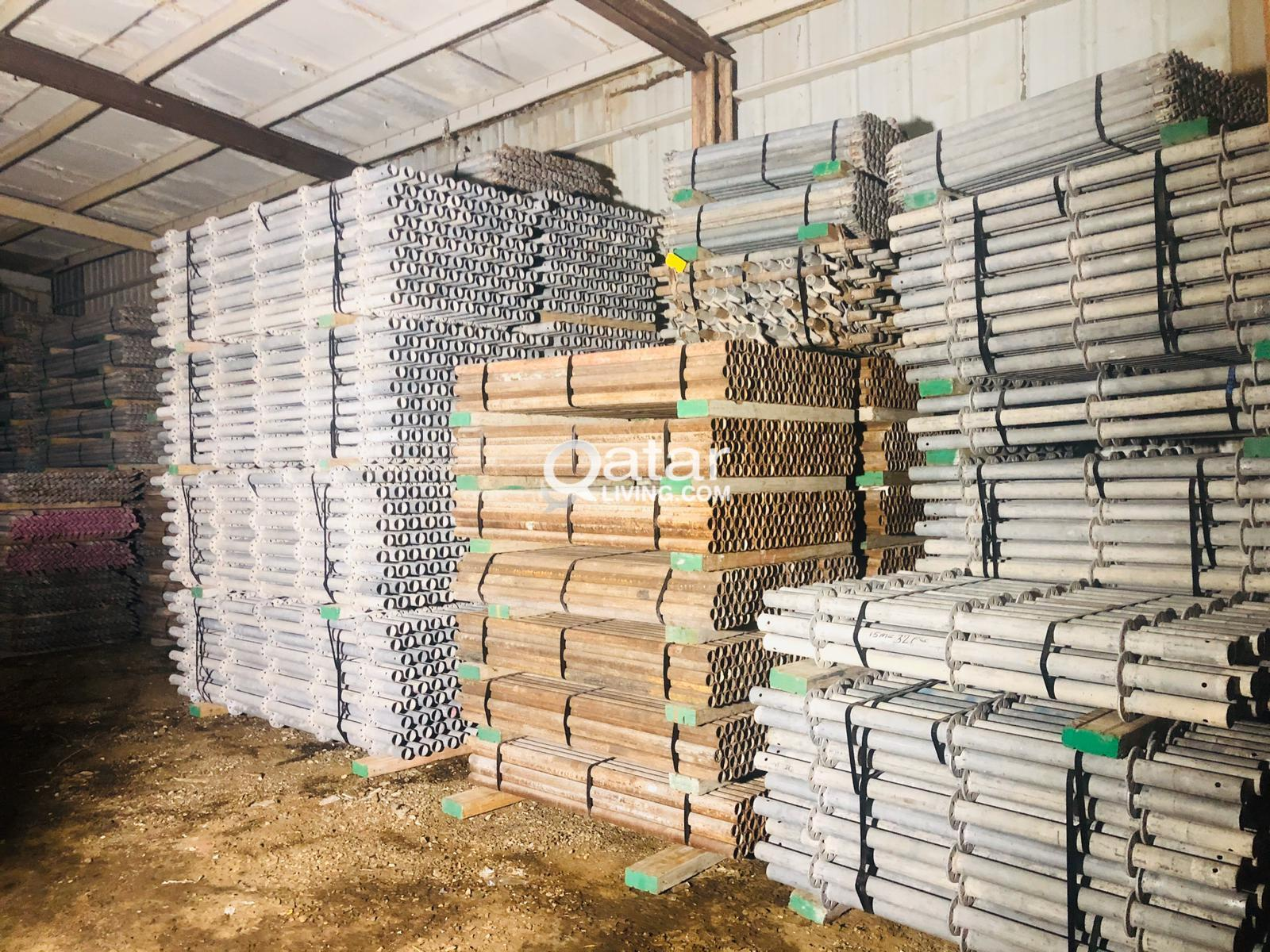 IRON SCAFFOLDING (PER USED)/ GREAT OFFER !!!!