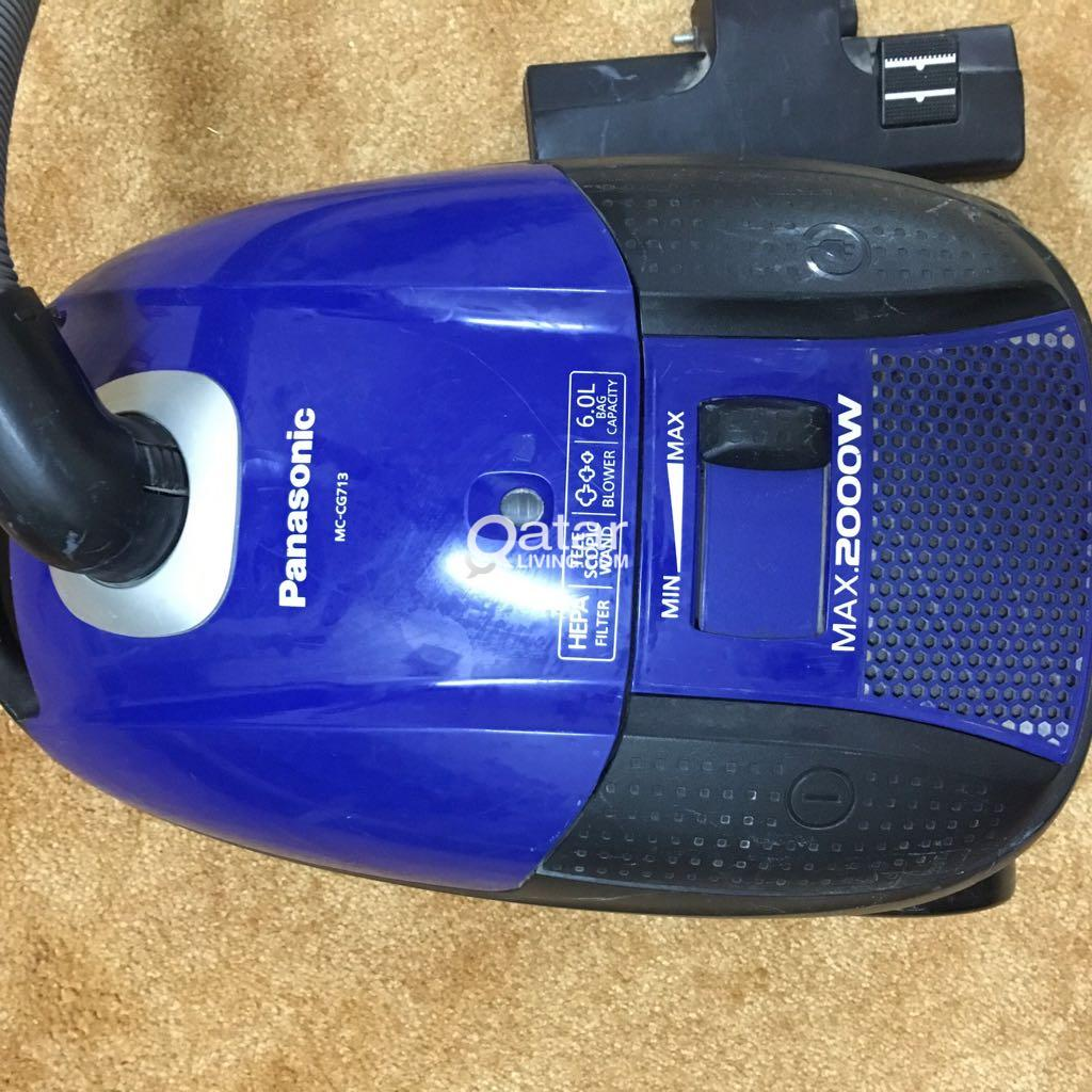 Used Vaccum Cleaner