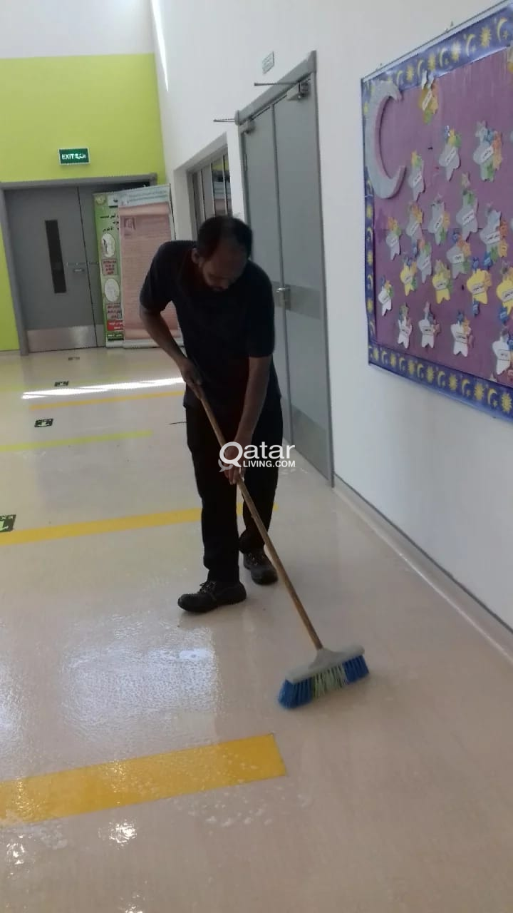 general cleaning company