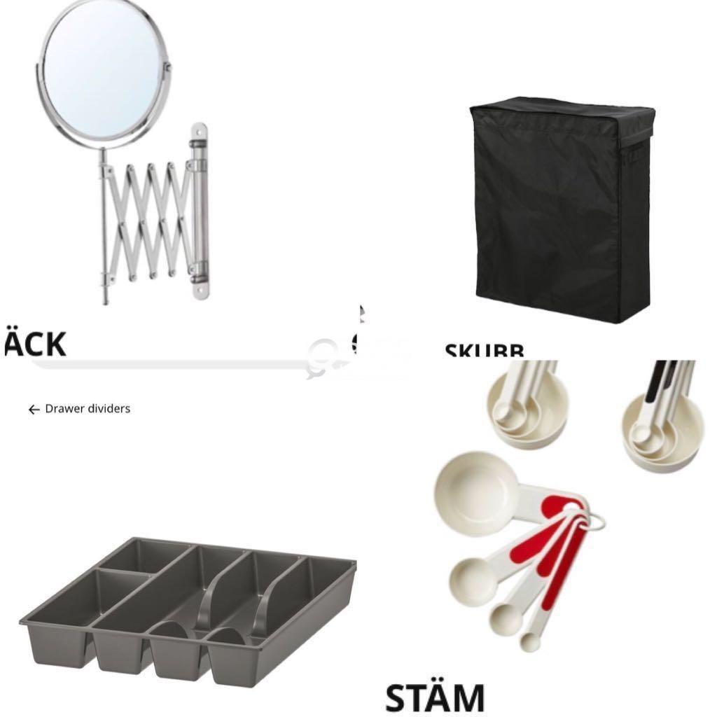 ikea household items