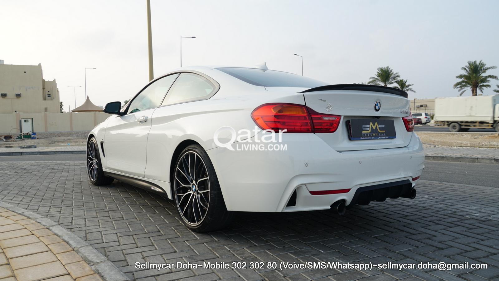 2015 BMW 435i M-SPORT PACKAGE (Many More Photos Av