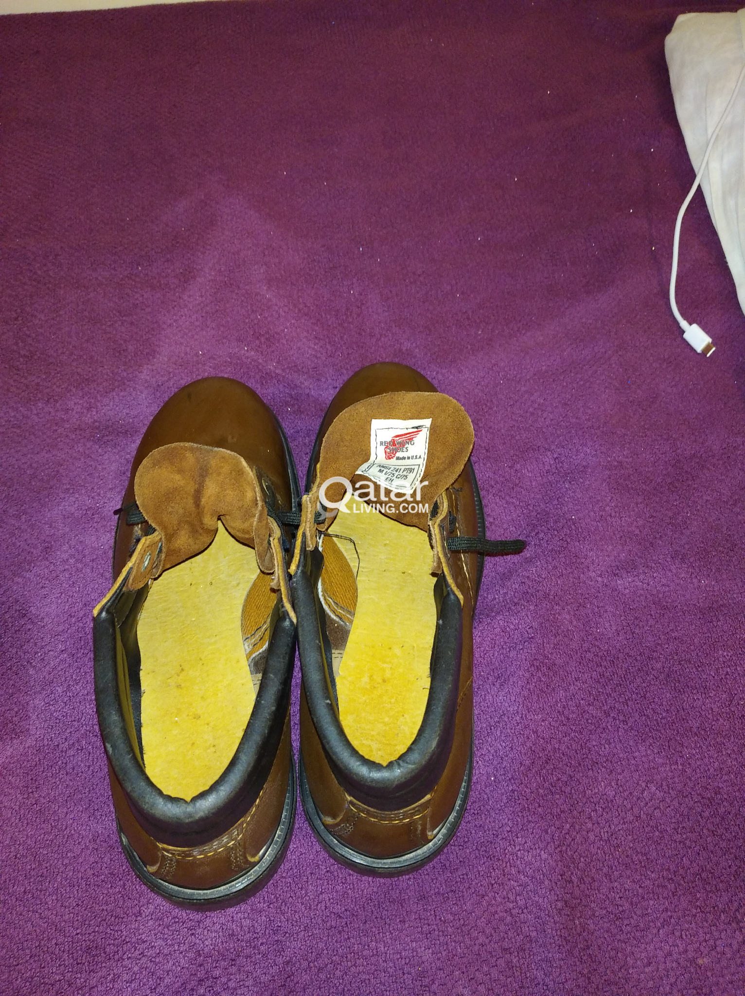 red wing shoes size 41