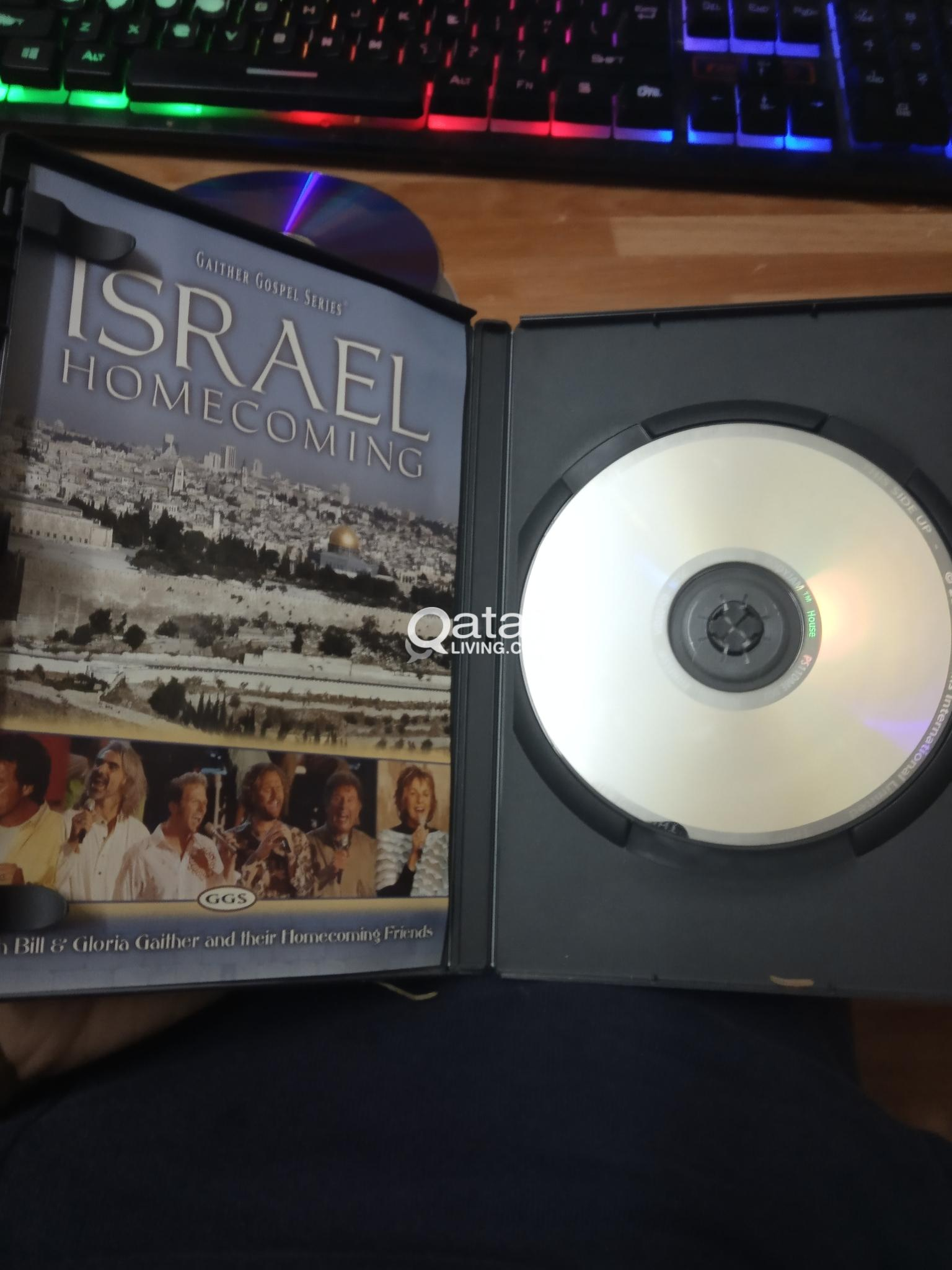 Israel Homecoming the Gaither Gospel Series (perfo