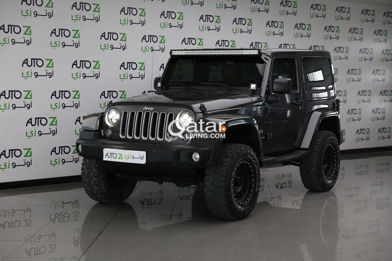 Grey Jeep Wrangler >> Jeep Wrangler Sahara 2016