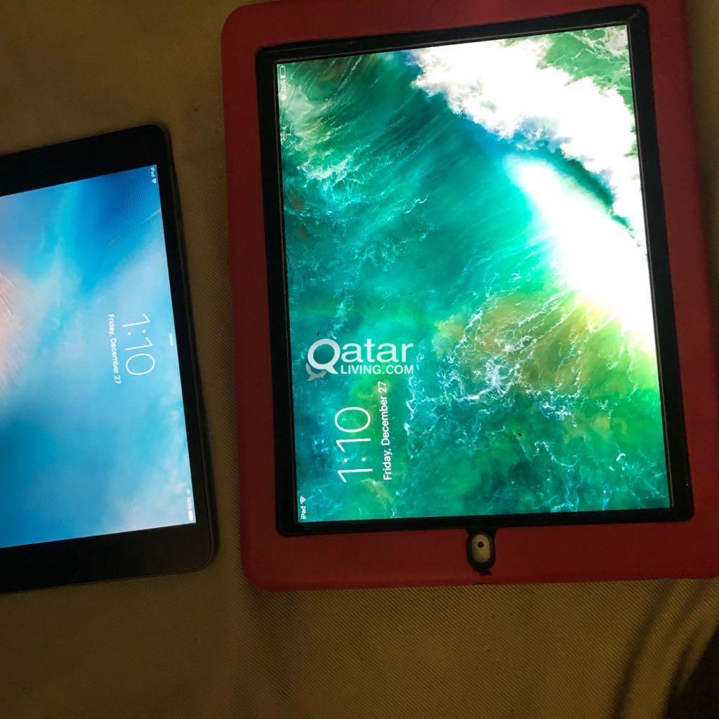I have 2 iPadz for sale