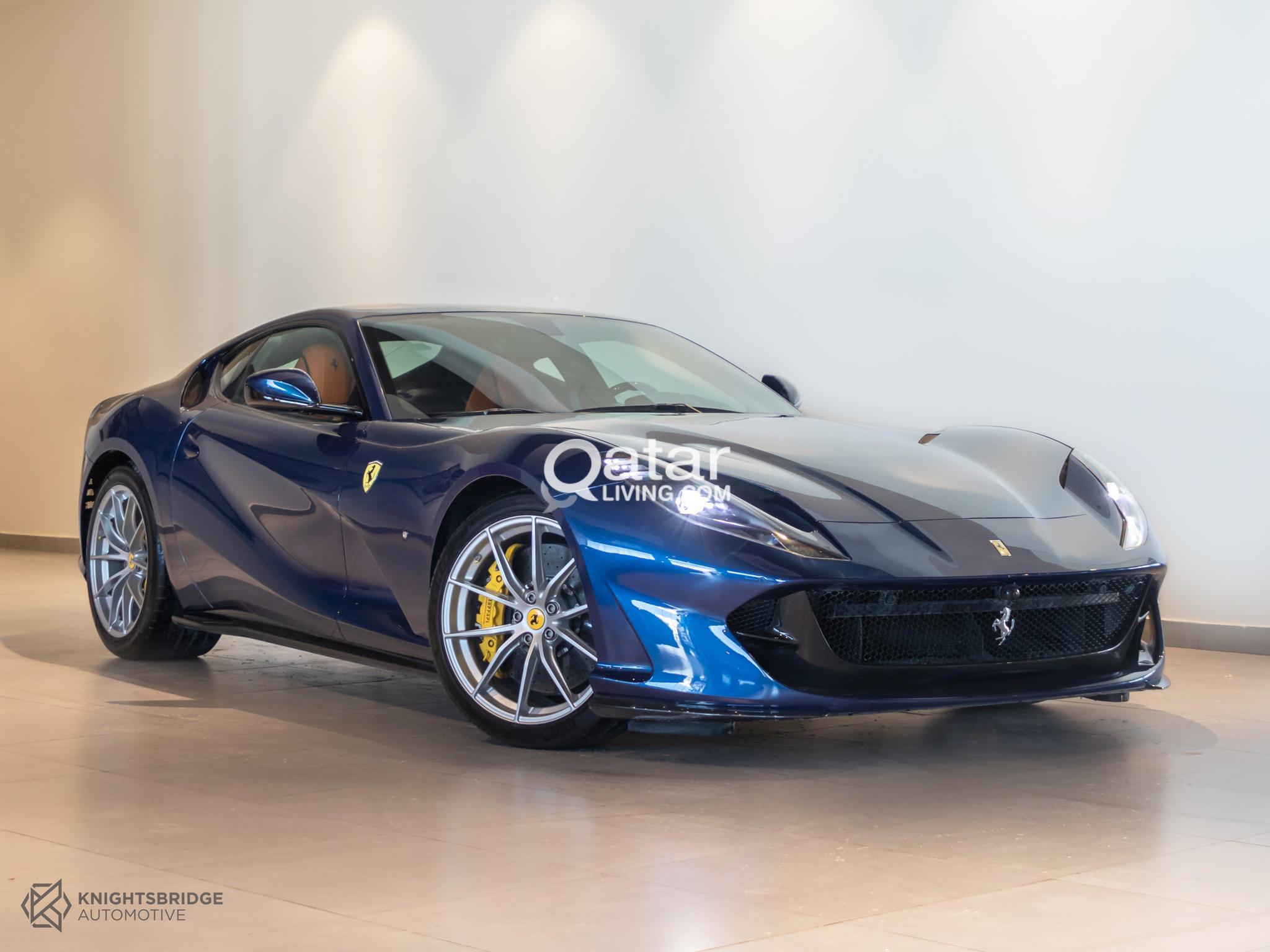 Ferrari 812  Superfast-2018