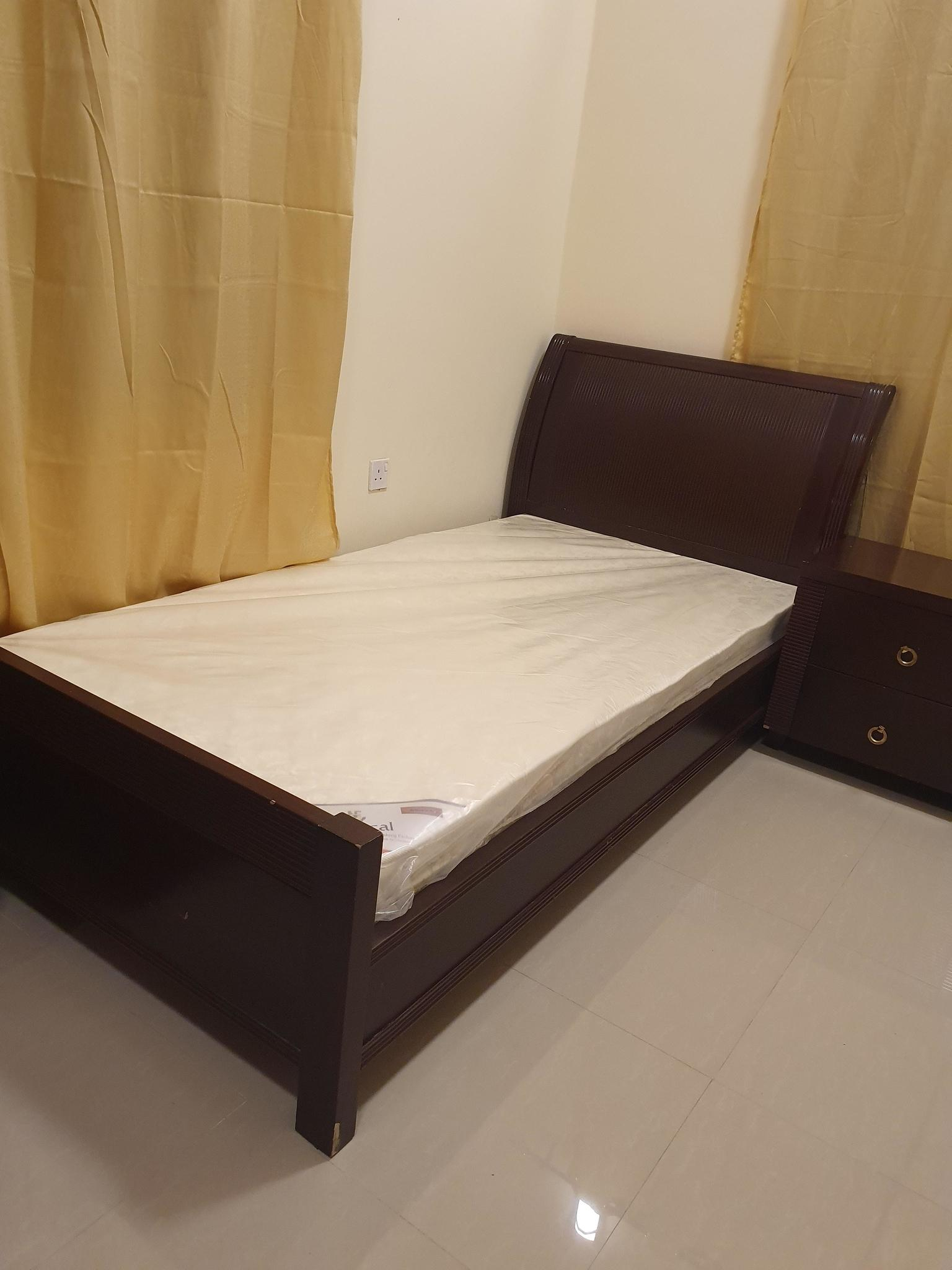 Want urgent this type of single bed Cot mattress