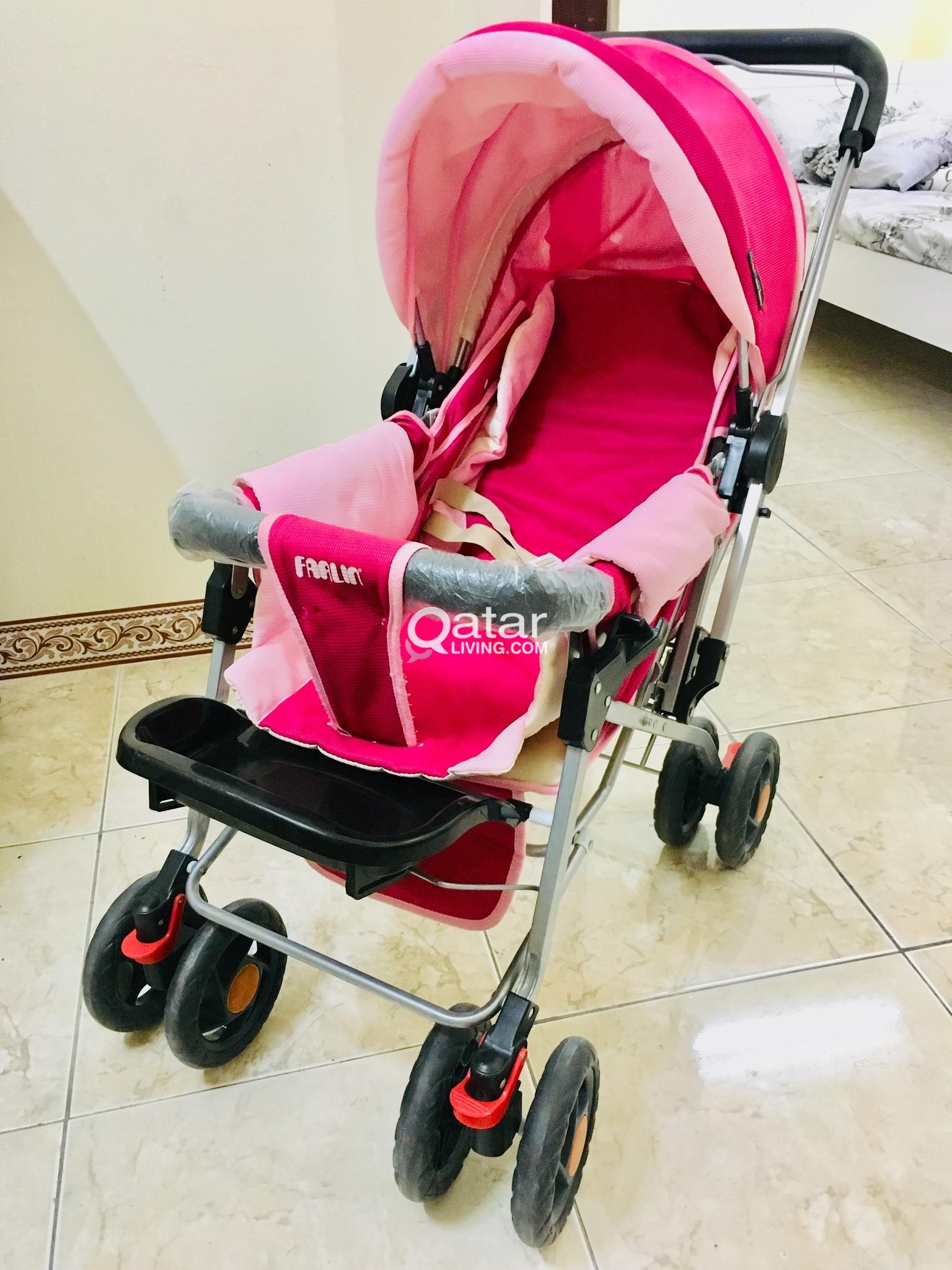 Farlin Baby Stroller for newborn   Qatar Living