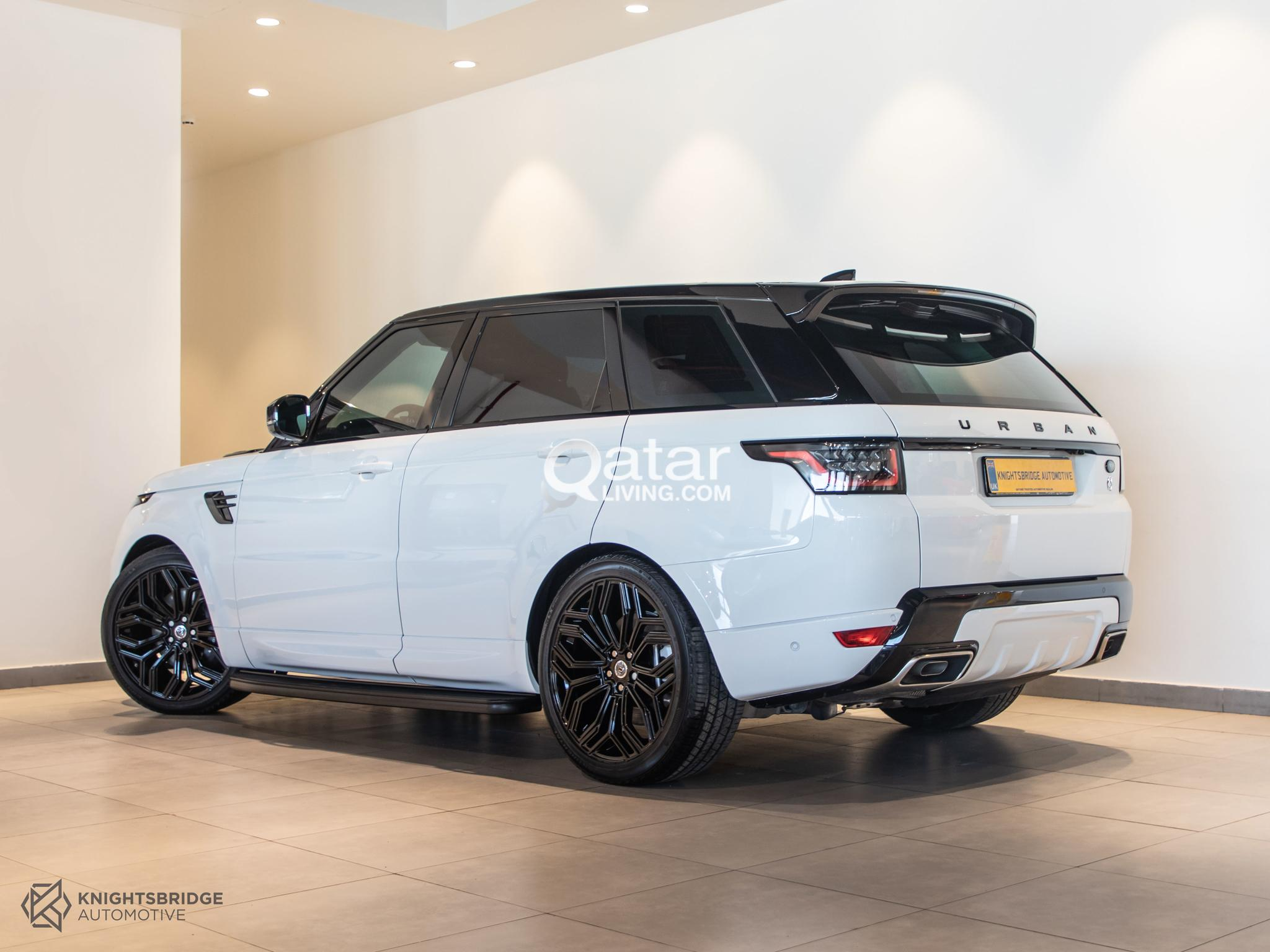 Range Rover Sport Urban Edition-2020