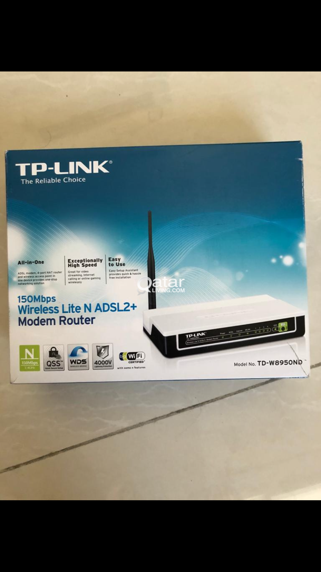 Router new