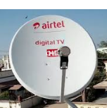 All kinds Airtel dish Tv and any satellite work 33