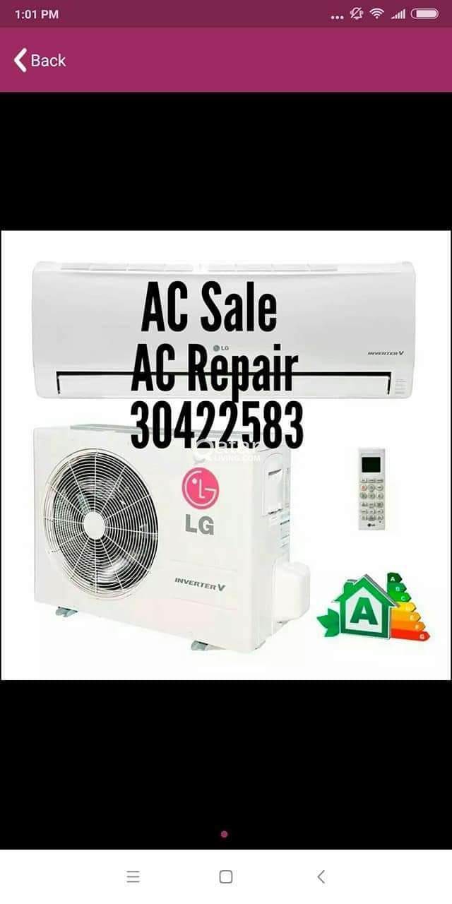 AC Repair AC  SALE Window and Split, We are  sale