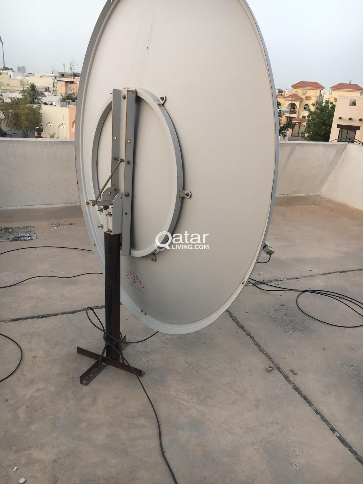 All kinds of Satellite Dish Installation